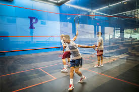 Penn Unveils One Of Americas Finest Squash Facilities
