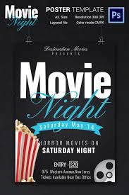 Downloadable Poster Templates Flyer Poster Templates Free Download Free Movie Poster Template Free