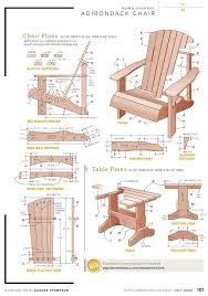 adirondack chairs blueprints.  Adirondack Adirondack Chair Plan Popular Mechanics Diy Blueprint Within  Chairs Plans For Blueprints
