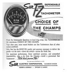 sun tach wiring wiring diagram for you • bob s speedometer articles and pictorials rh bobsspeedometer com sunpro tach wiring sun tach 2 wiring