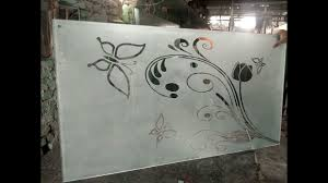 Glass Design Etched Glass Frosted Glass Design Etching Sandblasting Glass Design