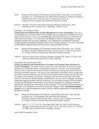 Sql Developer Resume Samples Zromtk Interesting Resume For Oracle Developer