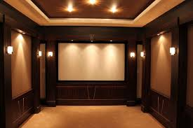home theater lighting ideas. Home Theater Wall Columns Sconce Placement Theatre Lighting Ideas Room Pictures: Large Size I