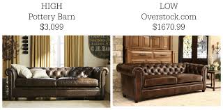Overstock Living Room Furniture Living Room Furniture Get The High Priced Look For Less