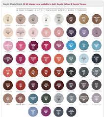 Cuccio Color Veneer Color Chart In 2019 Cuccio Nails Gel