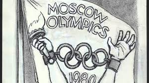 Image result for 1980, the Summer Olympics
