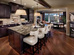 Long Narrow Kitchen Kitchen Islands Kitchen Island With Attached Table Ideas Combined
