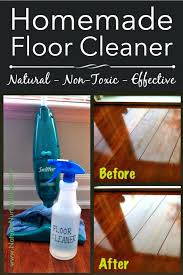 cleaning tile floors with vinegar homemade natural floor cleaner that actually works use this on your
