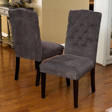 Contemporary Fabric Dining Chairs Uk Purple Fabric Dining Chairs