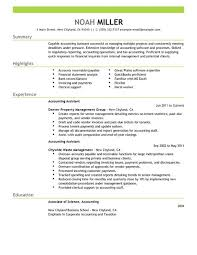 Best Resume For Accounting Job Resume Sample 6 Controller Chief