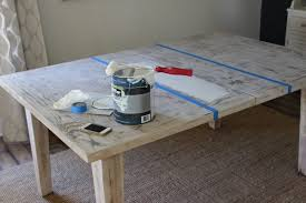 white washing furniture. diy dining table whitewashing via proverbs31girl white washing furniture a
