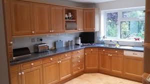 limed oak kitchen units: painting limed oak kitchen doors donington kitchen  painting limed oak kitchen doors