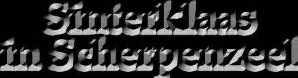 Vrijdag 23 November Vossenjacht Zaterdag 17 November De Intocht