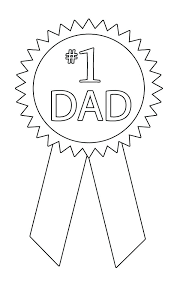 dad coloring pages for dads birthday happy free worlds best