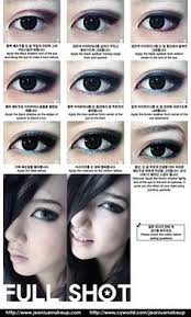 awesome makeup tutorial for asian eyes