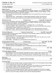 Sports Recruiting Profile Template Player Profile Or Resume