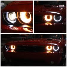 Challenger Sequential Lights Dna Motoring Headlights Dodge Challenger Sequential Led