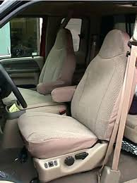 car seat covers for ford f150 front or rear high back chairs with exact fit 2003