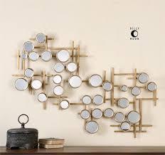 Small Picture round decorative mirror wall inside home decor Decorative Wall