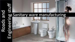 ceramics sanitary wares manufacturing in pakistan - YouTube