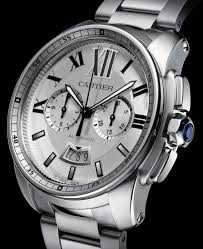 cartier calibre chronograph watch ablogtowatch cartier calibre chronograph watch watch releases
