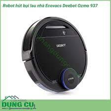 Robot hút bụi lau nhà Ecovacs Deebot Ozmo 937