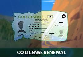 colorado driver s license renewal guide