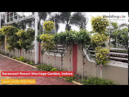 saraswati resort marriage garden