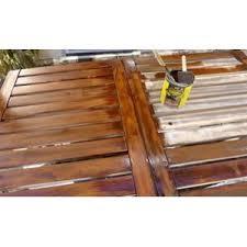 Teal Cabot Australian Timber Jarrah Honey Cabot Australian
