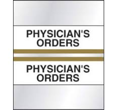 Chart Stik Label Medical Chart Labels File Labels Chart Dividers Pdc