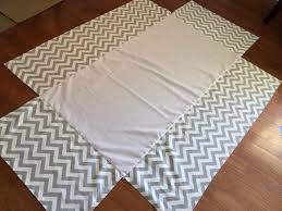 Crib Skirt Pattern Awesome DIY Tutorial Sew Your Own Crib Skirt Ewsassycreations