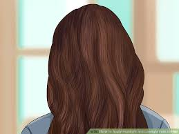 image titled apply highlight and lowlight foils to hair step 2