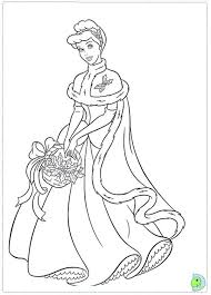 Disney Princess Coloring Pages For Christmas Christmas Coloring Pages