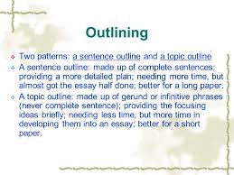 composing essays i what makes a good essay  what is an essay  8 outlining