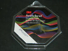 Scotchcal Striping Tape Chart 3m Scotch Fine Line Striping Tape 3m Pinstripe Tape For Cars