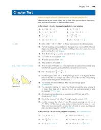college prep algebra  college prep algebra page 164 164 chapter 3 equations inequalities and problem solving 3 6 3 7 graphing an inequality in exercises 7780