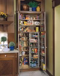 Metal Kitchen Storage Cabinets Kitchen Kitchen Storage Cabinet With Deep Organizer Made Of Metal