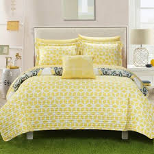 Buy Yellow King Quilt Sets from Bed Bath & Beyond & Chic Home Mirador Reversible King Quilt Set in Yellow Adamdwight.com
