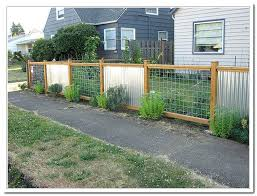 corrugated metal fence.  Fence Corrugated Metal Fence Fencing Ideas Best On    Throughout Corrugated Metal Fence
