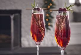 christmas mimosa tail recipe