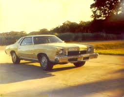Chevrolet Monte Carlo Questions - need a value for '73 Monte Carlo ...