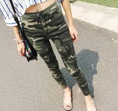 Resultado de imagen de pantalones militares pitillo