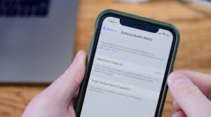 Is your iphone's battery capacity bad enough that it needs a replacement? How To Assess Your Iphone Battery Health And Manage Cpu Throttling