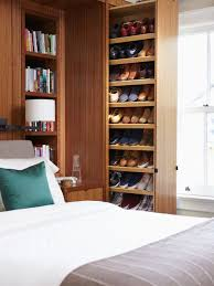 Captivating Inspiration For A Contemporary Reach In Closet Remodel In Toronto With  Flat Panel Cabinets