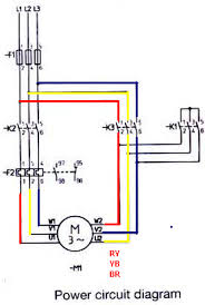 star delta wiring diagram forward reverse wiring diagram wiring diagram of star delta starter timer electronic