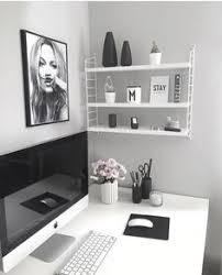 home deco office deco. Home Decoration, Deco, Office Minimalist, Work Minimal Office, Decoracion De Espacio Trabajo, Almacenaje, Décoration B\u2026 | Decor: Clean Modern Deco