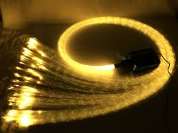 16w rgbw sparkle fiber optic light 300pcs 1 0mm flash point 3meter waterfall sensory light kit you