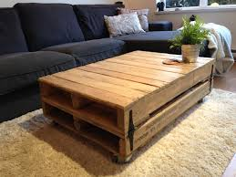 image of simple modern coffee tables