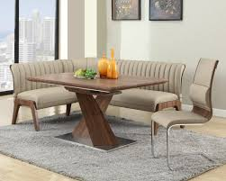 breakfast nook furniture set. Large Contemporary Corner Breakfast Nook Furniture Set