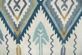 teal wool rug orange southwest aqua arrows hand tufted home decorators collection teal wool rug dark